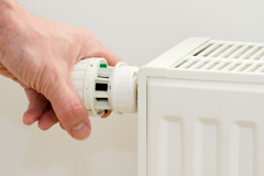 Sylen central heating installation costs